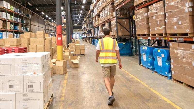 Professional Warehouse Management