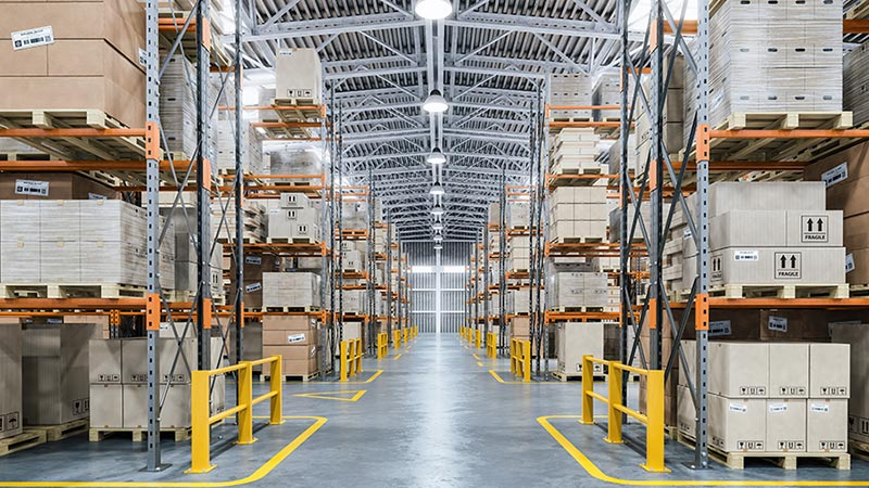 Warehouse and Fulfillment Solutions for Virginia